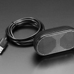 Mini External USB Stereo Speaker