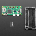 Raspberry Pi Zero W Basic Pack - Includes Pi Zero W