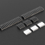 Set of Header Pins for MicroPython pyboard