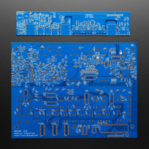 Ladyada's x0xb0x Synth Kit - PCB Set