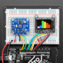 Adafruit AS7262 6-Channel Visible Light / Color Sensor Breakout