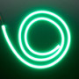 Flexible Silicone Neon-Like LED Strip - 1 Meter - Green