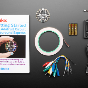 Getting Started with Circuit Playground Express Book Bundle