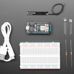 Particle Argon Kit - nRF52840 with BLE and WiFi