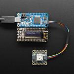 Adafruit Mini GPS PA1010D - UART and I2C - STEMMA QT