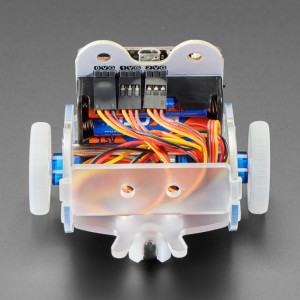 Pi Supply Bit:Buggy Car (without micro:bit)