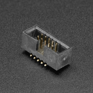 "SWD 0.05"" Pitch Connector - 10 Pin SMT Box Header"
