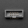 """SWD 0.05"""" Pitch Connector - 10 Pin SMT Box Header"""