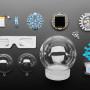 Adafruit Circuit Playground Bluefruit + TFT Gizmo Project Pack