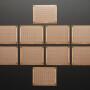 Bakelite Universal Perfboard Plates - Pack of 10