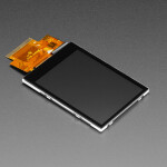 """2.8"""" TFT Display - 240x320 with Capacitive Touchscreen"""