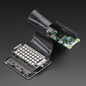 Pimoroni Mini Black HAT Hack3r - Fully Assembled