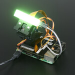 Pimoroni Pan-Tilt HAT for Raspberry Pi - without pan-tilt module