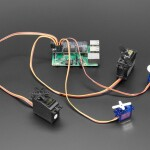 Adafruit 16-Channel PWM / Servo Bonnet for Raspberry Pi