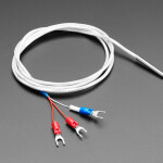 Platinum RTD Sensor - PT1000 - 3 Wire 1 meter long