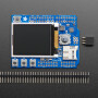 "Adafruit 1.8"" Color TFT Shield w/microSD and Joystick - v 2"