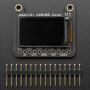 "Adafruit 0.96"" 160x80 Color TFT Display w/ MicroSD Card Breakout - ST7735"