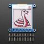 "Adafruit 1.54"" Tri-Color eInk / ePaper Display with SRAM - Red Black White"