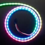 Adafruit NeoPixel LED Side Light Strip - Black 90 LED