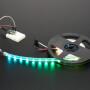 Adafruit NeoPixel LED Side Light Strip - Black 60 LED