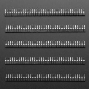 36-pin Swiss Female Socket Headers - Pack of 5