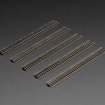 36-pin Swiss Male Plug Headers - Pack of 5