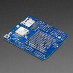 Adafruit WINC1500 WiFi Shield with uFL Connector