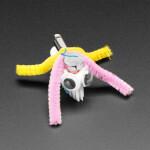 Bristlebot - 4 pack - by Brown Dog Gadgets