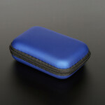 Maker-Friendly Zipper Case - Royal Blue