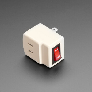 On/Off Power Switch with Status Light