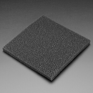 Carbon Filter for Solder Smoke Absorption