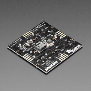 Adafruit NeoTrellis RGB Driver PCB for 4x4 Keypad