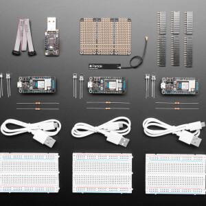 Particle Mesh WiFi Bundle - Full Starter Kit