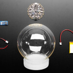 Circuit Playground Snow Globe Kit