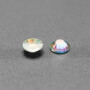 No-Foil Flat Back Rainbow Crystals for NeoPixel LEDs - 100 pack - SS16