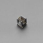 "Mini SWD 0.05"" Pitch Connector - 10 Pin SMT Box Header"