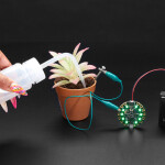 Circuit Playground Express Soil Sensor Mini Kit