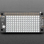 Adafruit CharliePlex LED Matrix Bonnet - 8x16 Green LEDs