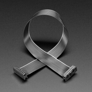 """GPIO Ribbon Cable 2x8 IDC Cable - 16 pins 12"""" long"""