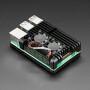 Aluminum Metal Heatsink Raspberry Pi 4 Case with Dual Fans