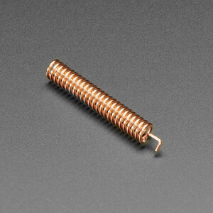 Simple Spring Antenna - 433MHz