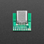 USB Type C Socket - SMT Inline Breakout Board