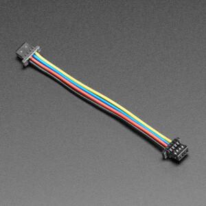 STEMMA QT / Qwiic JST SH 4-Pin Cable - 50mm Long