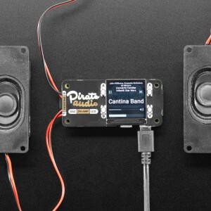 Pirate Audio: 3W Stereo Speaker Amp for Raspberry Pi