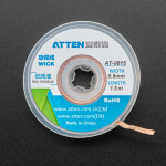 Solder Wick - 0.8mm wide and 1.5m / 5 feet long