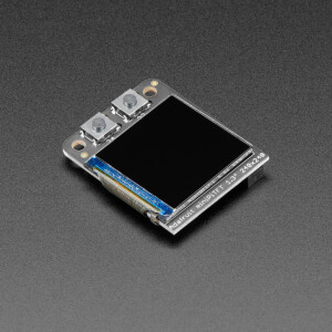 "Adafruit Mini PiTFT 1.3"" - 240x240 TFT Add-on for Raspberry Pi"