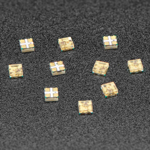 NeoPixel Addressable 1515 LEDs (1.5mm x 1.5mm) - 10 pack - SK6805-E-J
