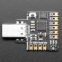 Serpente - Tiny CircuitPython Prototyping Board - USB C Plug