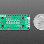 Adafruit NeoPXL8 FeatherWing for Feather M4 - 8 x DMA NeoPixels!
