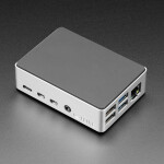 Flirc Aluminum Case for Raspberry Pi 4